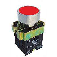 Кнопка  ВА42  червона 22mm  NO + NC  ElectrO (шт.)