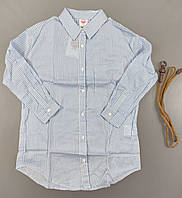 Рубашка для девочек Glo-story, 116 рр. Артикул: GYQ3698 {есть:116}