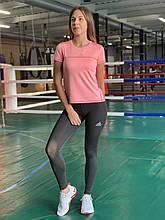 Комплект костюм спортивный комперссионный  женский  Adidas Адидас (S,M,L,XL)