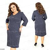 Женское платье   (размеры 52-60) 0230-39, фото 2