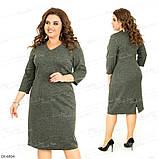 Женское платье   (размеры 52-60) 0230-39, фото 3