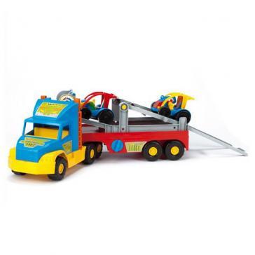 Wader Super Truck Перевозчик с авто 36630