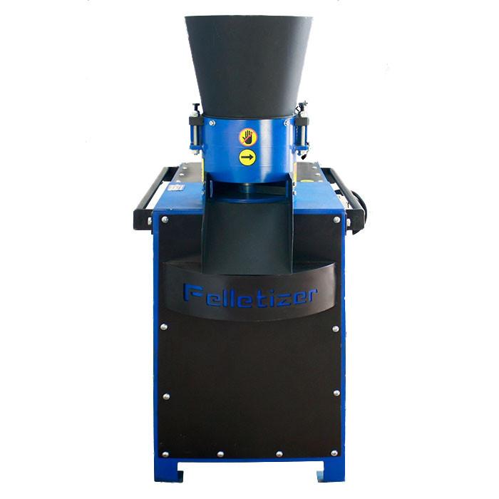 Агрегат для приготовления гранулированного корма и топливных пеллет 200 кг/час