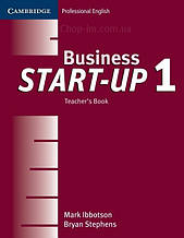 Business Start-up 1 Teacher's Book / Книга для учителя