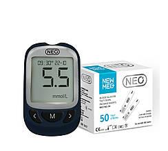 Система для контроля уровня глюкозы в крови Neo