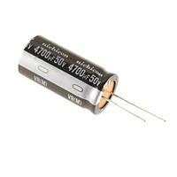 10x Конденсатор электролитический алюминиевый 4700мкФ 50В 105С