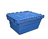 Преимущества пластиковых контейнеров с распашными крышками