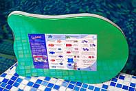 Доска для плавания 36,5*26,5*2,5 см, фото 1