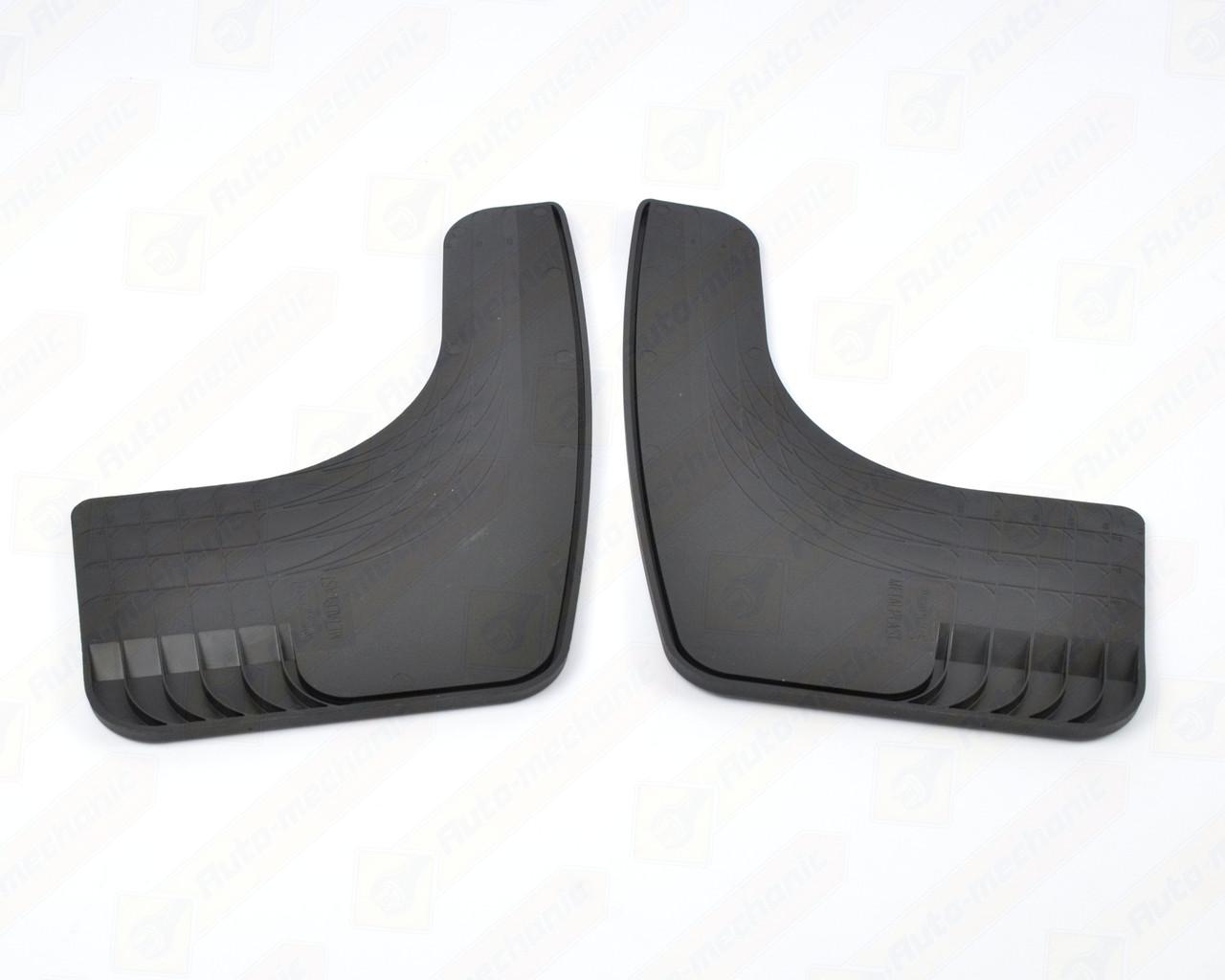 Бризковики передні / задні (к-т) на Renault Captur 2013-> - Renault (Оригінал) - 8201212479