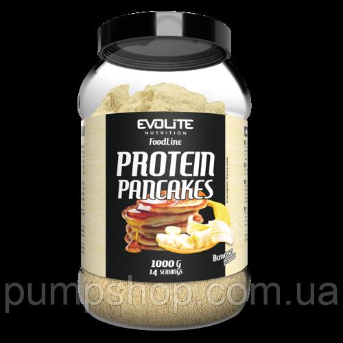 Протеїнові млинці (суміш) Evolite Nutrition Protein Pancakes 1000 г