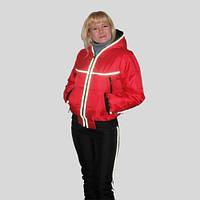 Куртка женская с логотипом