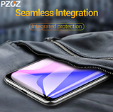 Захисне скло PZOZ повний клей 9D для Xiaomi Redmi Note 8 Pro, фото 8