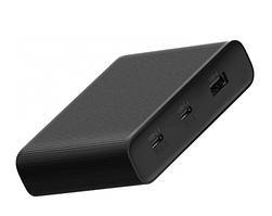 Сетевое зарядное устройство СЗУ Xiaomi ZMI Desktop Charger 2USB-C USB 65W Black (HA932)