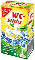 Блок гігієнічний для унітазу Gut & Gunstig WC - Sticks Lemon 4 шт х 40 м