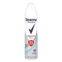 Антибактеріальний жіночий аерозольний дезодорант Rexona Antibacterial Fresh 150 мл.