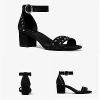Босоножки Michael Kors Lena Studded Suede Sandal