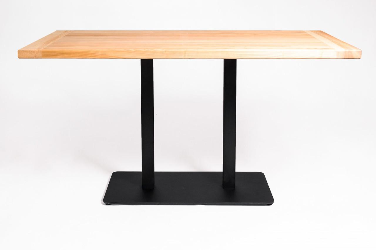 Столи з дерева для кафе від виробника Комплект столів для закладів громадського харчування, фото 1