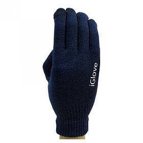 Перчатки для сенсорных экранов iGlove Navy Blue (4822356754399)