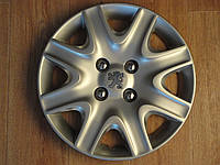 Оригинальные колпаки на Peugeot 207 R15 (Пежо 207) R15