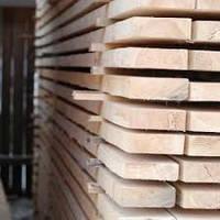 Доски сухие сосновые калиброванные 40х150х4500