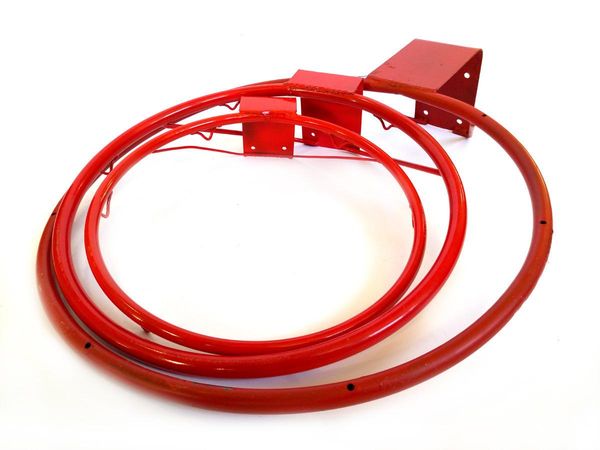 Корзина баскетбольная с упором взрослая № 7 (диаметр 46 см)