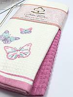 Набор полотенец 40-60 см deluxe, фото 1