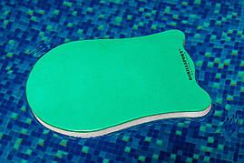 Доска для плавания малая 27*18*3 см
