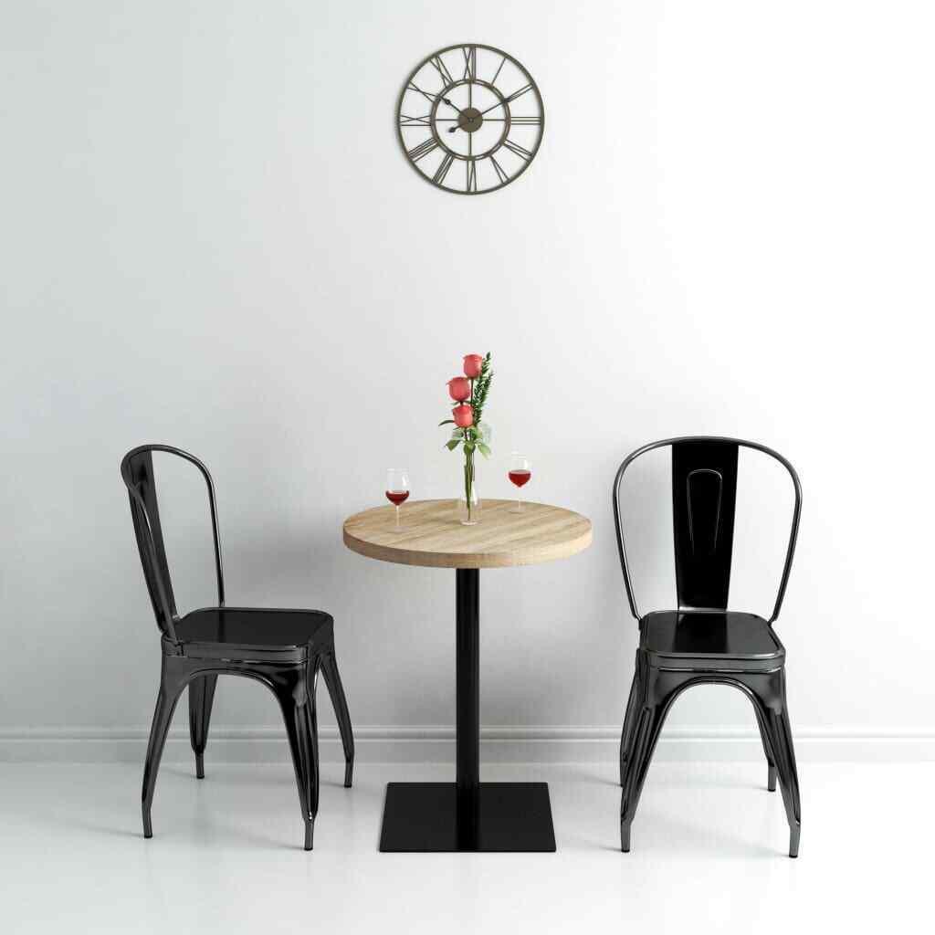 Круглые столикидля кафе баров фото