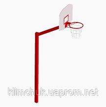 Стійка баскетбольна 3.6 м. для спортивних ігрових майданчиків KidSport