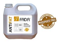 Засіб очищуючий для видалення пригорілого жиру фада анти жир (fada anti fat), 3 л