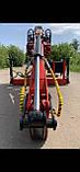 Кран-маніпулятор SG-7500 на шасі ЗІЛ, фото 6