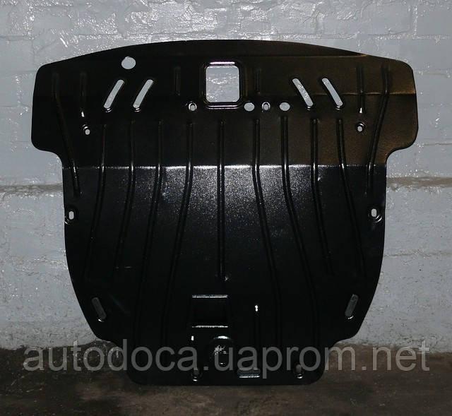 Захист картера двигуна і кпп Hyundai Santa Fe 2010-