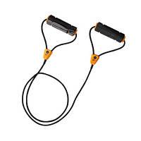 Эспандер Nike Long Length Medium Resistance Band 2.0 - черный, фото 1