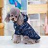 """Куртка, пальто для собаки  """"СТРИТ АРТ"""". Одежда для собаки, фото 9"""