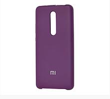 Чехол Silicone Cover для Xiaomi Redmi K30