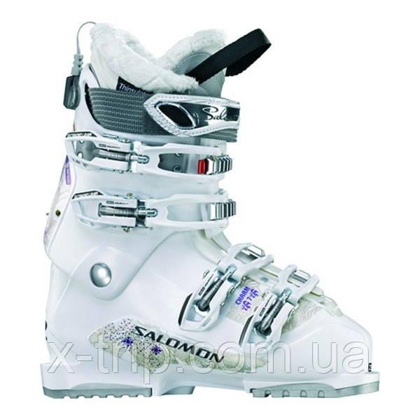 Ботинки женские горнолыжные Salomon Charm 7
