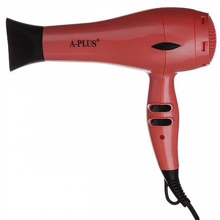 Профессиональный фен для волос A-Plus AP-0082, фото 2