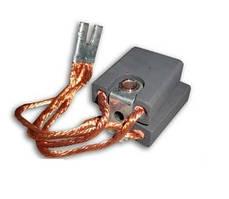 Щётка ЭГ2А 2/10х32х50 к1-8 двойная электрографитная