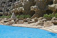 Египет, Хургада, отель Caves Beach Resort 5* - теперь есть возможность пожить даже в пещерах!