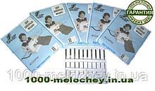 Голки ( № 90-100-110 ) машинні (10 шт) для побутових швейних машин