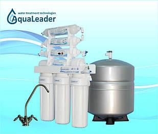 Cистема обратного осмоса AquaLeader RO-7
