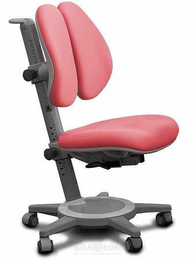 Кресло Mealux Cambridge Duo  обивка однотонная розовая