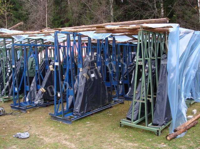 Защитный купол F8 для 14-метровой пирамиды 7