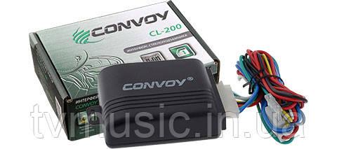 Интерфейс стеклоподъемников Convoy CL-200