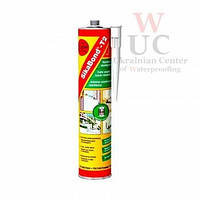 Полиуретановый монтажный клей SikaBond-T2, 300мл. (белый)