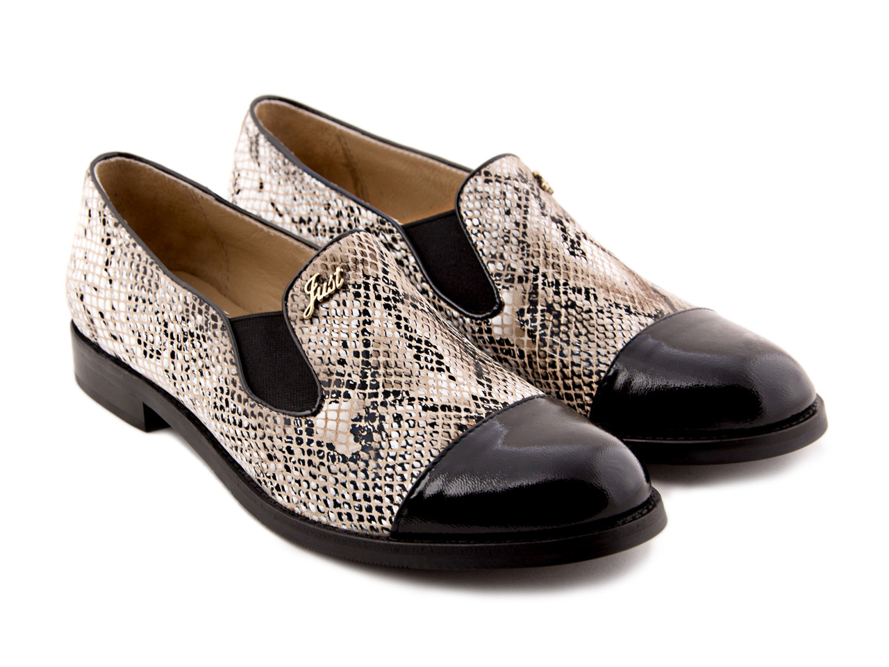 Туфли Etor 4920-525-1044 39 бежевые