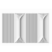 Гипсовые 3D (3д) панели Grande Texturo™