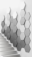 Гипсовые 3D (3д) панели Соты Texturo™