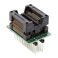 SOP28 - DIP28 переходник панелька для программаторов OTS-28-1.27-04