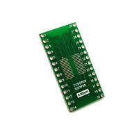 SOP28 SO28 SOIC28 - DIP28 переходник адаптер, фото 1